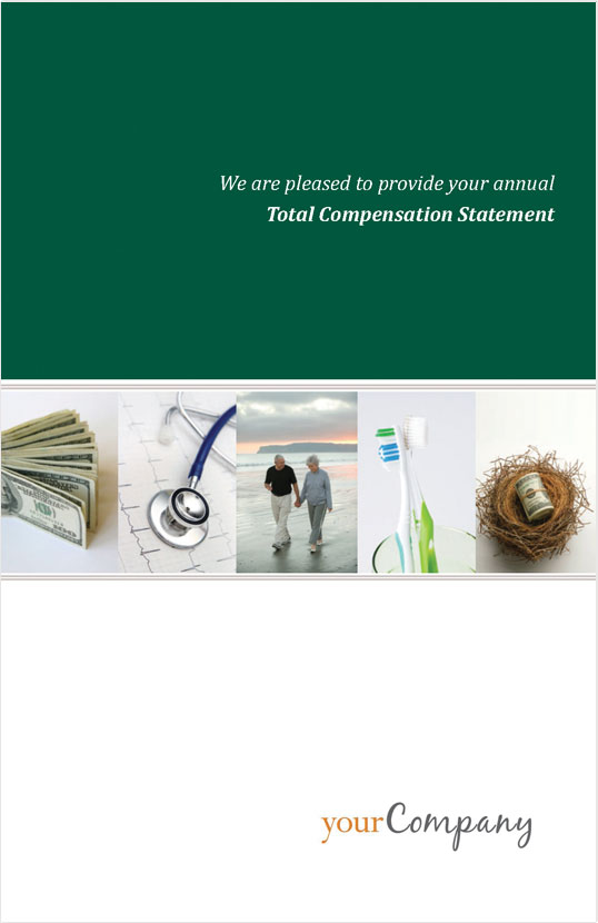 Total Compensation Booklet (Multi-page)